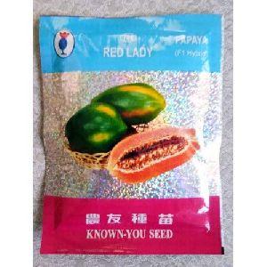 Taiwan Red Lady Papaya Seeds