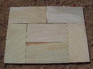 Mint Sandstone Paving Slabs