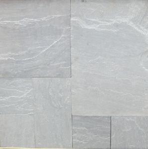 Kandla Grey Sandstone Paving Slabs