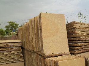 Lalitpur Yellow Sandstone Paving Slabs