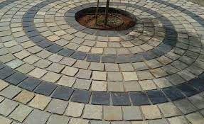Sandstone Circles Cobbles