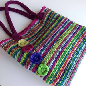 Ladies Crochet Bag