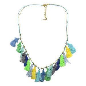 Ladies Tassel Necklace