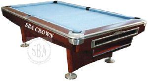 SBA Crown Pool Table