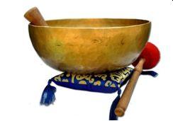 Hand Made Singing Bowl