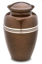 Radiance Gold Cremation Urn