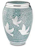 Returning Home Doves Cremation Urn