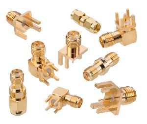 SMA Connector for Coaxial Cables