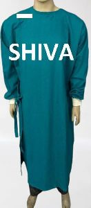Woven Surgeon Gown