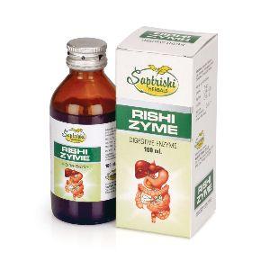 Rishi Zyme Digestive Enzyme Syrup