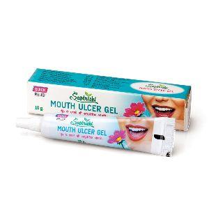 Saptrishi Mouth Ulcer Gel