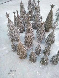 Rough Finish Christmas Tree