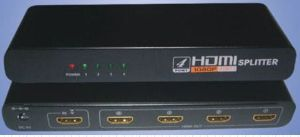 4 Out & 1in HDMi Splitter