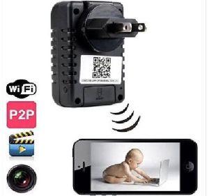 AC Plug HD Charger WiFi Hidden Camera