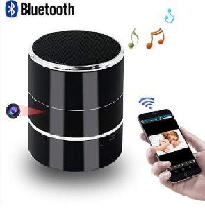 WiFi  Bluetooth Speaker Hidden Camera
