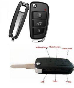 Car Keychain Hidden Camera