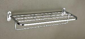Stainless Steel Folding Towel Rod