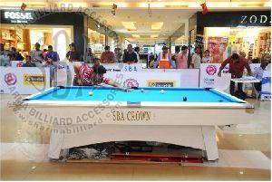 SBA Crown Plus Tournament Model  Pool Table