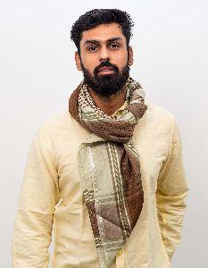 Polyester Patterned Arafat Rumal