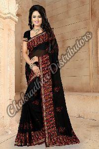 Bridal Georgette Bollywood Saree