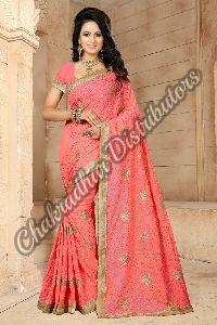 Bridal Georgette Designer Saree