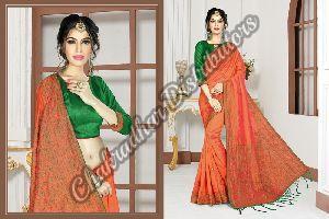 Magic Girl Silk Festival Saree