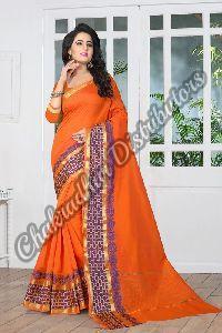 Sim Sim Banarasi Silk Casual Saree