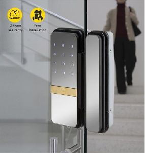 Yale Glass Door Lock YDG 313 GL Digital / Smart Lock Dealer Ahmedabad