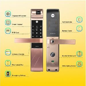 Yale YDM 7116 A RM Digital Smart Door Lock Ahmedabad