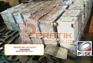 PRATIK STAINLESS STEEL JUNCTION BOX