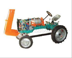 Tractor – Actual Cut Section (Motorised)