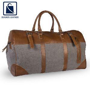 18AB-142 Vintage Duffel Bag