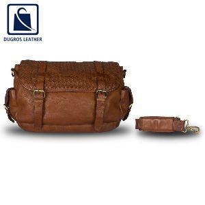 18AB-154 Vintage Messenger Bag