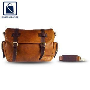 18AB-154A Vintage Messenger Bag