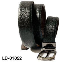 LB-01022 Leather Reversible Belt