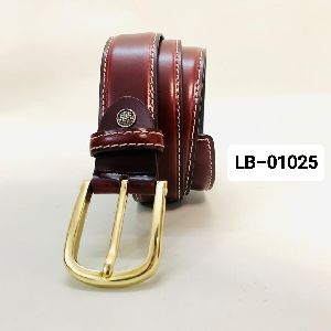 LB-0125 Leather Belt