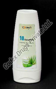 10 Essentials Herbal Shampoo With Conditioner