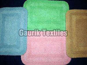Cotton Tufted Plain Bath Mat