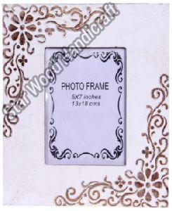 5x7 Inches Mango Wood Photo Frame
