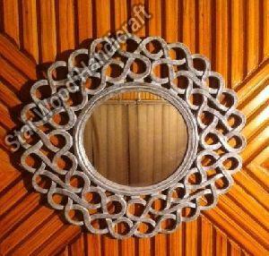 Round Shaped Mirror