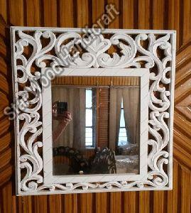 Square Shaped Mirror