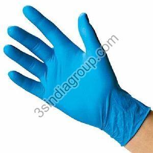 Nitrile Examination Hand Gloves