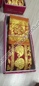 Stylish Handloom Silk Saree