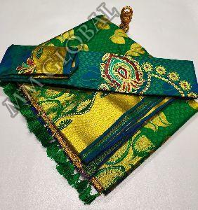 Bridal Fancy Silk Sarees