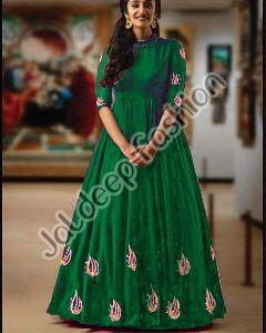 Kalamkari Gown