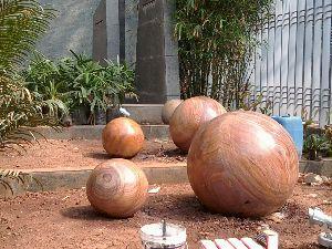 Sandstone Balls