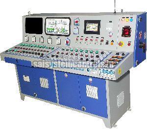 Computerized Drum Mixer Plant Control Panels