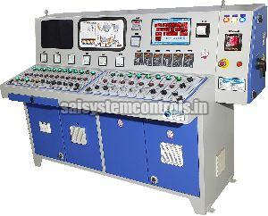 Control Panel For Road construction