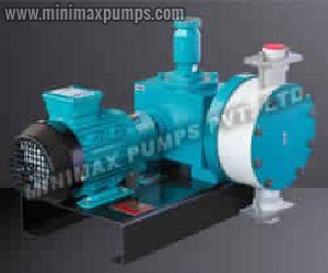 Reciprocating Metering Pumps