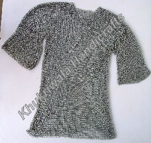 CM02 Butted Chainmail